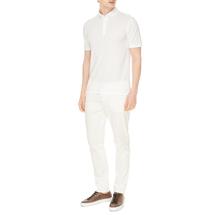 Поло мужское  Цвет:белый Артикул:0974581 2