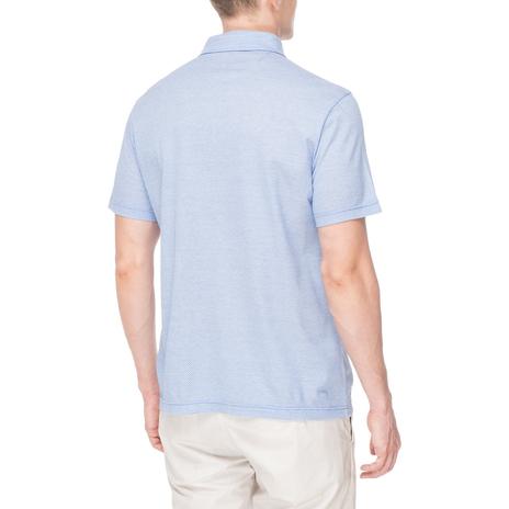 Поло мужское LUCA D'ANDREA Цвет:голубой Артикул:0974682 3