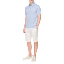 Поло мужское  Цвет:голубой Артикул:0974682 2