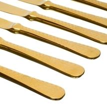 Набор ножей 6 предметов  Цвет:золотой Артикул:1700532 2