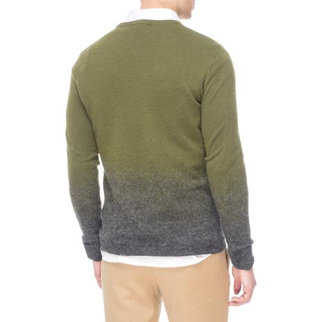 Джемпер мужской PAL ZILERI Цвет:зеленый Артикул:0971029 3