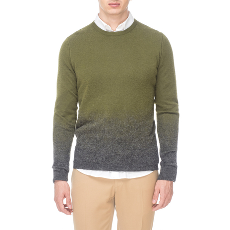 Джемпер мужской PAL ZILERI Цвет:зеленый Артикул:0971029 1