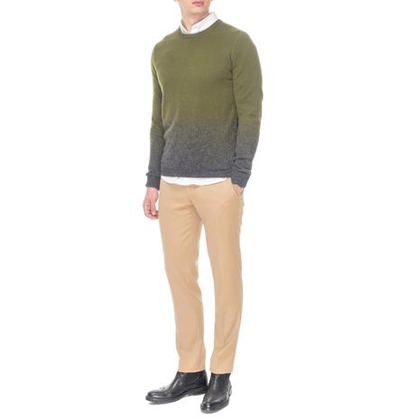 Джемпер мужской PAL ZILERI Цвет:зеленый Артикул:0971029 2