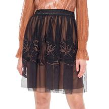 Юбка женская CLIPS MORE Цвет:черный Артикул:0575646 1