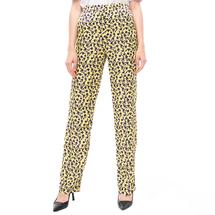 Брюки женские PT01 Цвет:желтый Артикул:0576061 1
