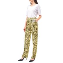 Брюки женские PT01 Цвет:желтый Артикул:0576061 2