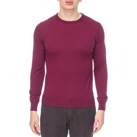 Джемпер мужской KANGRA Цвет:бордовый Артикул:0976161 1