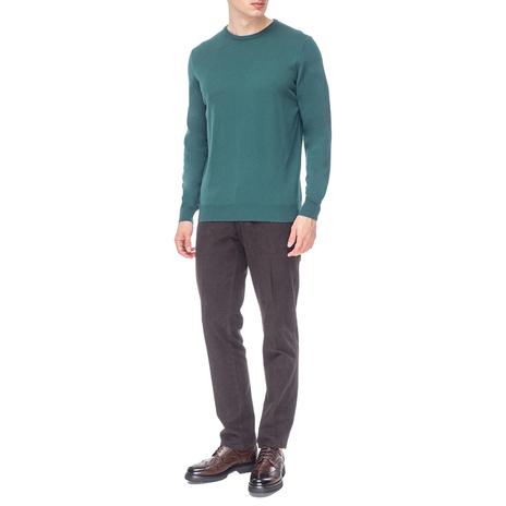 Джемпер мужской KANGRA Цвет:зеленый Артикул:0976161 2