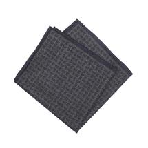 Платок декоративный мужской  Цвет:серый Артикул:0165524 1