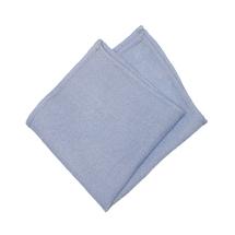 Платок декоративный мужской  Цвет:голубой Артикул:0165531 1