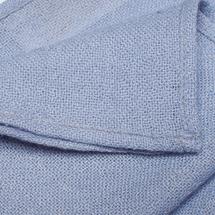 Платок декоративный мужской  Цвет:голубой Артикул:0165531 2