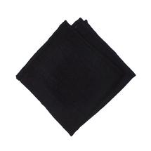 Платок декоративный мужской  Цвет:черный Артикул:0165531 1