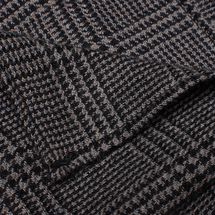 Платок декоративный мужской  Цвет:черный Артикул:0165547 2