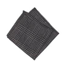 Платок декоративный мужской  Цвет:черный Артикул:0165547 1
