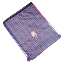 Рюкзак для сменной обуви  Цвет:синий Артикул:0165721 1