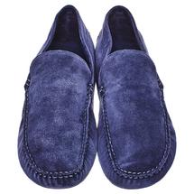 Туфли домашние мужские  Цвет:синий Артикул:0358925 2
