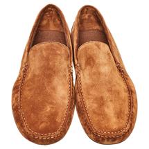 Туфли домашние мужские  Цвет:коричневый Артикул:0358926 2