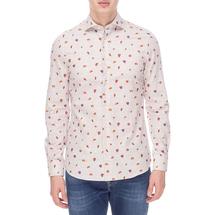 Рубашка мужская GALLIA Цвет:бежевый Артикул:0976616 1