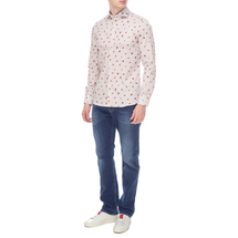 Рубашка мужская GALLIA Цвет:бежевый Артикул:0976616 2
