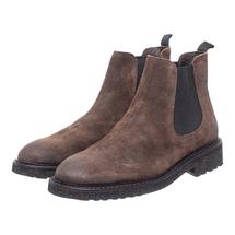 Ботинки мужские  Цвет:коричневый Артикул:0359329 1