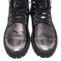 Ботинки мужские  Цвет:серый Артикул:0359292 2