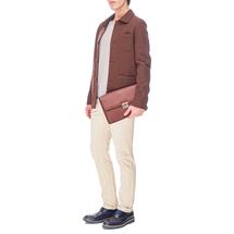 Борсетка мужская  Цвет:коричневый Артикул:0166203 2