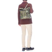 Рюкзак мужской  Цвет:зеленый Артикул:0166244 2