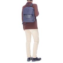 Рюкзак мужской  Цвет:синий Артикул:0166252 2