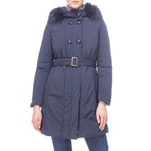 Пальто женское  Цвет:синий Артикул:0661099 1
