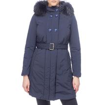 Пальто женское  Цвет:синий Артикул:0661100 1
