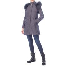 Пальто женское  Цвет:синий Артикул:0661108 2