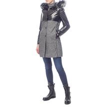 Пальто женское  Цвет:черный Артикул:0661139 2