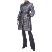 Пальто женское  Цвет:серый Артикул:0661149 2