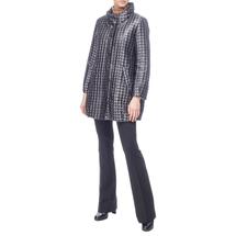 Пальто женское  Цвет:серый Артикул:0661150 2