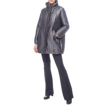 Пальто женское  Цвет:серый Артикул:0661151 2