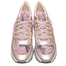 Кроссовки женские  Цвет:розовый Артикул:0261668 2