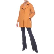 Пальто женское  Цвет:оранжевый Артикул:0661259 2