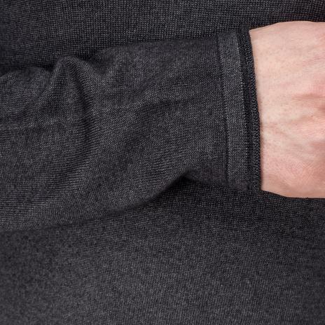 Джемпер мужской PAOLO PECORA Цвет:серый Артикул:0977008 4