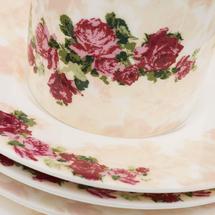 Набор кофейный 8 предметов  Цвет:розовый Артикул:1700825 2