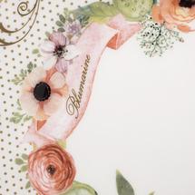 Набор тарелок 2 предмета  Цвет:розовый Артикул:1700827 2