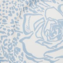Набор тарелок 4 предмета  Цвет:голубой Артикул:1700815 2