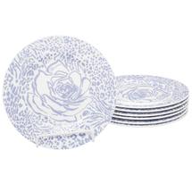 Набор тарелок 7 предметов  Цвет:сиреневый Артикул:1700817 1