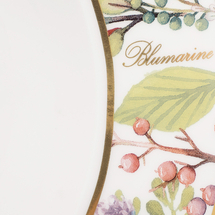 Набор тарелок глубоких 4 предмета  Цвет:розовый Артикул:1700828 2