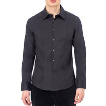 Сорочка мужская  Цвет:черный Артикул:0977125 1
