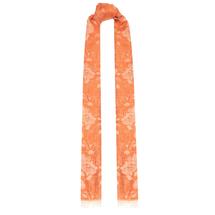 Шарф  Цвет:оранжевый Артикул:0166589 1