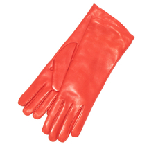 Перчатки женские  Цвет:красный Артикул:0166628 1