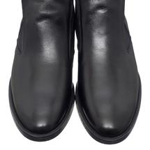 Ботинки мужские  Цвет:черный Артикул:0359384 2