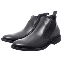 Ботинки мужские  Цвет:черный Артикул:0359384 1