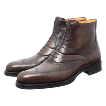 Ботинки мужские  Цвет:коричневый Артикул:0359496 1