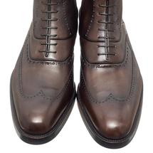 Ботинки мужские  Цвет:коричневый Артикул:0359496 2